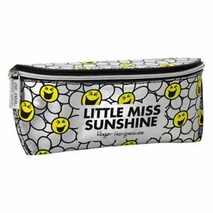 Mr Men Little Miss Laughing Daisies Glasses Case - Sunglasses Travel Accessories
