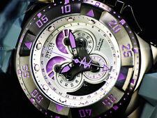 Invicta Men SWISS MADE Reserve Collection Master Calendar 5040F Gunmetal Watch
