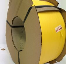 "Poly Strapping 1/2"" x 0.22 9,900 Ft 8 x 8 Machine  Grade"