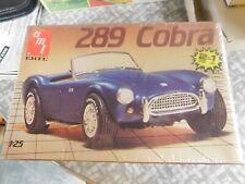 289 Ford Cobra  1/25 scale AMT/ Ertl kit # 6587