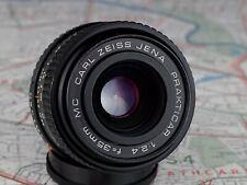 FLEKTOGON PRAKTICAR 2.4/35 PB mount lens CARL ZEISS JENA ddr