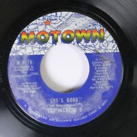 Soul 45 The Jackson 5 - She'S Good / Never Can Say Goodbye On Motown
