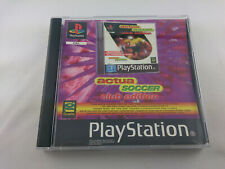 Actua Soccer Club Edition Sony Playstation 1 1997 PS1 PSX PAL Spiel Game