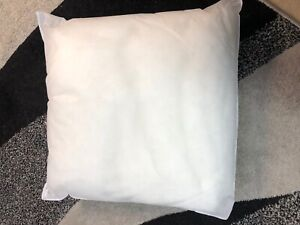 2 X 20 INCH X 20 INCH HOLLOWFIBRE CUSHION PAD INNERS SUPER SOFT