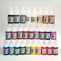 Jacquard Lumiere 3D Metallic Paint & Adhesive 29ml - Choose Colour