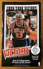 1999-2000 Basketball Upper Deck Victory Box - Sealed Michael Jordan Kobe Bryant
