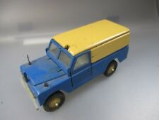 Britains: Land Rover,  metall, Vintage, 1:32 Scale   (Holz8)
