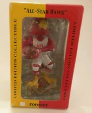 """Forever Collectibles: Bobblehead """"All Star Hawk"""" **LIMITED EDITION**  """"NEW"""""""