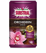 "Substral ""Orchideen Erde"" 5L, Spezial-Erde, optimal abgestimmt auf Orchideen"