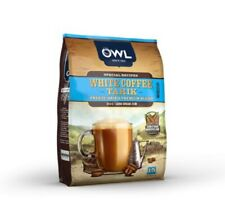 OWL White Coffee Tarik Freezed-Dried Premium Blend Series Less Sugar free ship