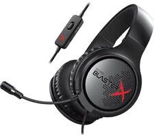 CREATIVE SB X H3 Gaming Headset Kopfhörer Ohrhörer Zocker PC Sony PS4 XBOX One