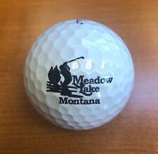 New 2018 Logo Golf Ball ProV1x - Meadow Lake , Columbia Falls, Mt