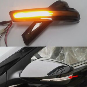 Dynamic LED Mirror Turn Signal Lamp For Hyundai Elantra Avante MK5 MD UD I30 GD