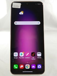 LG V60 ThinQ V600 128GB 5G Verizon Wireless Unlocked Smartphone Cell White X320