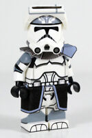 NEW Custom Lego COMET Wolfpack Clone Trooper Minifigure-360° Printed Body