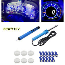 19 Pack Speedometer Instrument Gauge Cluster Repair Kit Fit for GM Toyota Honda