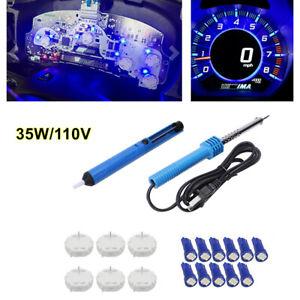 19 Pack Speedometer Instrument Gauge Cluster Repair Kit