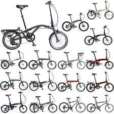 Dahon hizo klapprad bicicleta 16 20 pulgadas señores señora mini bicicleta plegable