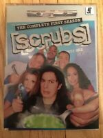 SCRUBS - BOX SET - COMPLETE FIRST (1) SEASON - USED - FREE S/H (M4)