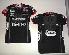 Fw14 Itas Diatec Trentino Volleyball Shirt Xl Blk T-Shirt Trento