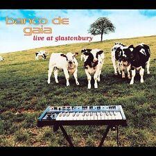 Live at Glastonbury [Bonus Track] by Banco de Gaia (CD, Jan-2005, Six Degrees)
