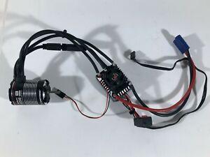 Hobbywing XeRun AXE Brushless Power System 60A ESC Motor Combo 540 1800kv Motor