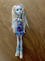 Monster High Doll Abbey Bominable