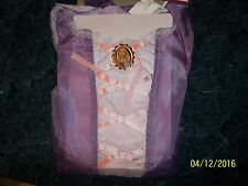Rapunzel Tangled Child Costume. New. Sz S(4-6)