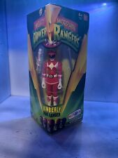 "Mighty Morphin Power Rangers Kimberly PINK RANGER 5"" Legacy Figure Bandai 2016"