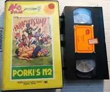 VHS I PARACULISSIMI - PORKI'S N2 di Ken Wiedernorn [AVOFILM]