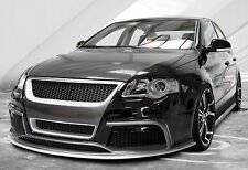 VW VOLKSWAGEN PASSAT B6 GTRS BODYKIT BODY KIT FRONT REAR BUMPER SIDE SKIRTS