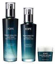 IOPE Plant Stem Cell Softener 150ml Emulsion 130ml Cream 20ml Anti-Wrinkle