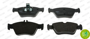 FERODO BRAKE PADS Front For MERCEDES BENZ E240 W210 1998-2002 - 2.4L V6 FDB1049