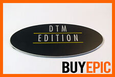 Vauxhall Calibra DTM Edition Badge,Irmscher I2717007,C20NE,C20XE,X25XE,C20LET