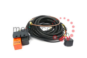 Land Rover Defender Heated Front Screen wiring kit 1985 - 2002