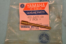 NOS 1974-76 Yamaha Carburetor Choke Starter Plunger, YZ250 YZ360 MX250 MX400