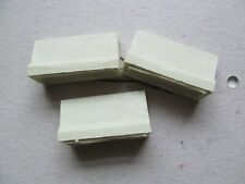 Resin Jersey Barriers in 1:35 scale.