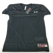 Under Armour Mens Nfl Football Practice Jersey Ua Black Mens Size Large Mesh