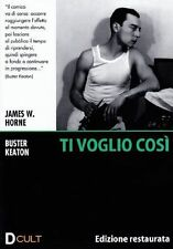DvD TI VOGLIO COSI (1927)  Buster Keaton ** Edizione Restaurata **.....NUOVO
