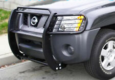 GRILL GUARD / BRUSH GUARD BLACK fits 09-17 FRONTIER - XTERRA / 08-12 PATHFINDER