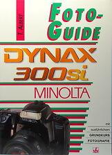 Minolta Dynax 300si  Buch Deutsch german book livre libro - 81859