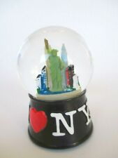 New York Schneekugel I Love NY Collage Snowglobe Souvenir (50730)