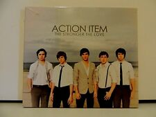 SEALED ! Action Item CD The Stronger the Love , 07172-2, 2010