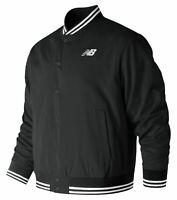 New Balance Men's Essentials Stadium Jacket Black