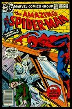 Marvel Comics The Amazing Spider-Man #189 Man-Wolf Nm- 9.2