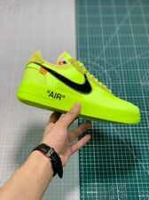 "Nike Air Force 1 X Off White "" swoosh"