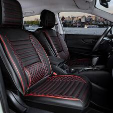 Autositzbezüge für Ford Ranger IV 10-12 5-Sitze Schwarz Schonbezüge Sitzbezüge