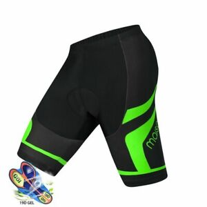 Cycling Shorts Shockproof Road Bike Ropa Ciclismo Tights Padded Polyester Lycra