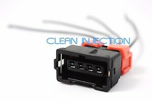 Fit Nissan ca18det 180sx s13 silvia cam position angle sensor pigtail Connector