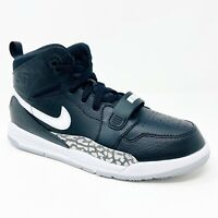 Jordan Legacy 312 (PS) Black White Oreo AT4047 001 Youth Size 3Y